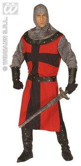 Widmann – Mittelalterliches Ritter-Kostüm für Herren – XL -