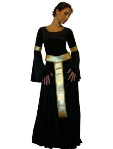 Maylynn 10924-XL – Kostüm Burgfräulein Priesterin Mittelalter, 2-teilig, Größe XL -