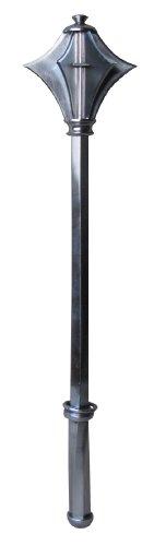 Streitkolben, Mittelalter, Stahl (Replik) -